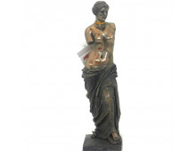 Buy Dekoratiivkuju ITALFAMA Statue Resin Bronze Finish Venus Of Milo SR70613 Elkor