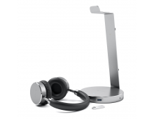 Buy Statiiv SATECHI Alu USB Headphones Stand Space Grey ST-AHSHU3M Elkor