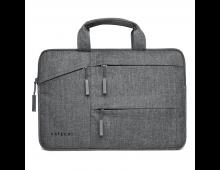 "Buy Сумка для ноутбука SATECHI Fabric MB 15"" Grey ST-LTB15 Elkor"