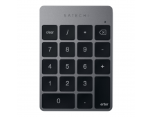 Buy Keyboard SATECHI Slim Aluminium Keypad Space Grey ST-SALKPM Elkor