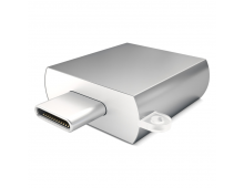 Buy Adapter SATECHI Type C-Type A USB Space Grey ST-TCUAM Elkor