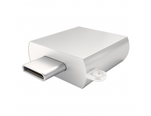 Buy Adapter SATECHI Type C-Type A USB Silver ST-TCUAS Elkor