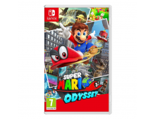 Buy Switch spēle Super Mario Odyssey Elkor
