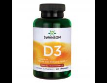Buy Vitamiinid SWANSON D3 1000 SV N250 SW1030 Elkor