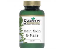 Buy Toidulisandid SWANSON Hair,Skin&Nails N60 SW883 Elkor