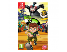 Buy Switch spēle Ben 10 Elkor