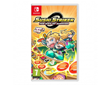 Buy Switch spēle Sushi Striker:The Way of Sushido UK4 Elkor