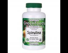 Buy Toidulisandid SWANSON Greens Spirulina 500 Mg 180 Tabs SWR010 Elkor