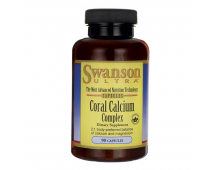 Buy Toidulisandid SWANSON Ultra Coral Calcium Complex 90 Caps SWU223 Elkor