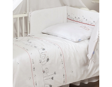 Buy Voodipesu komplekt BABYMATEX BIanco Collection Cat TDOBB3-CA Elkor