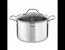 Buy Kaanega kastrul TEFAL Deep S.Pot 22 Lid Intuition A7027985 Elkor