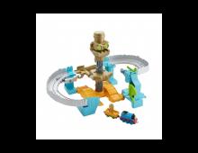 Buy Laste raudtee THOMAS FRIENDS Collectible Railway Set + 2pcs FJP85 Elkor