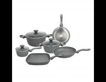 Buy Kastrulite komplekt TOGNANA Mythos Marble Kitchen 9pcs W179109AMNF Elkor