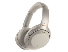 Buy Headphones SONY WH-1000 XM3S Silver WH1000XM3S.CE7 Elkor