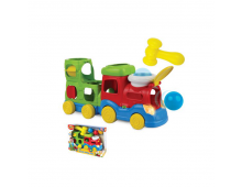 Buy Õppe mänguasi WINFUN Pound'N Play Train 507807 Elkor