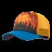 Buy Baseball cap BUFF Trucker Lake 117244.335.10.00 Elkor