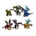 Buy Action mängukujude komplekt ELEPHANT TOYS Assembled Double Dragon 8910-183 Elkor