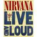 Музыкальный диск NIRVANA - Live & Loud