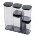 Buy Набор контейнеров для хранения продуктов JOSEPH JOSEPH Podium J81071 Elkor
