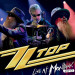 """Music disc ZZ Top """"Live At Montreux 2013"""""""