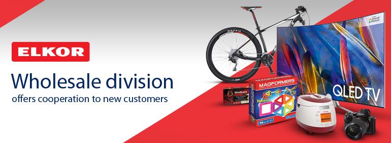 ELKOR wholesale division